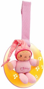 Chicco Musical Instruments & Toys Chicco Goodnight Moon Light Light Pink