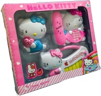 Hello Kitty Musical Piano, Telephone, Toy (Pink)