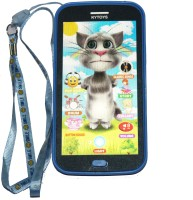 Scrazy Ultimate Musical Talking Tom Cat Mobile (Blue)