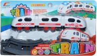 RK Toys High Speed Train (Multicolor)