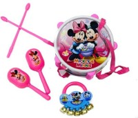 ToyTree Mickey Club House Musical Set (Multicolor)