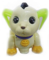 Khareedi Funny Toy Dog Robot Pet Kids Electronic Puppy (Multicolor)