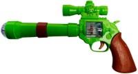 Ktkashish Toys Kashish Projection Strik Electronic Gun. (Grey)