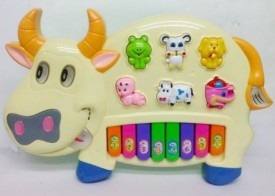Pianism Musical Cow Piano