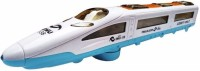 FOOCAT Emu Metro LED Train With Light & Music Toy (White)