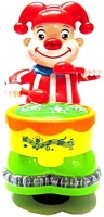 Scrazy Super Smart Happy Clown (Multicolor)