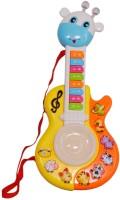 Tabu Musical Guitar For Kids (Multicolor)