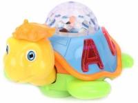 Prro Abc Happy Turtle Musical Toy (Multicolor)