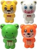 Bento Musical Teddy Toy (Multicolor)