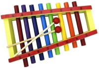 Shopaholic Steel Pipe Xylophone (Multicolor)