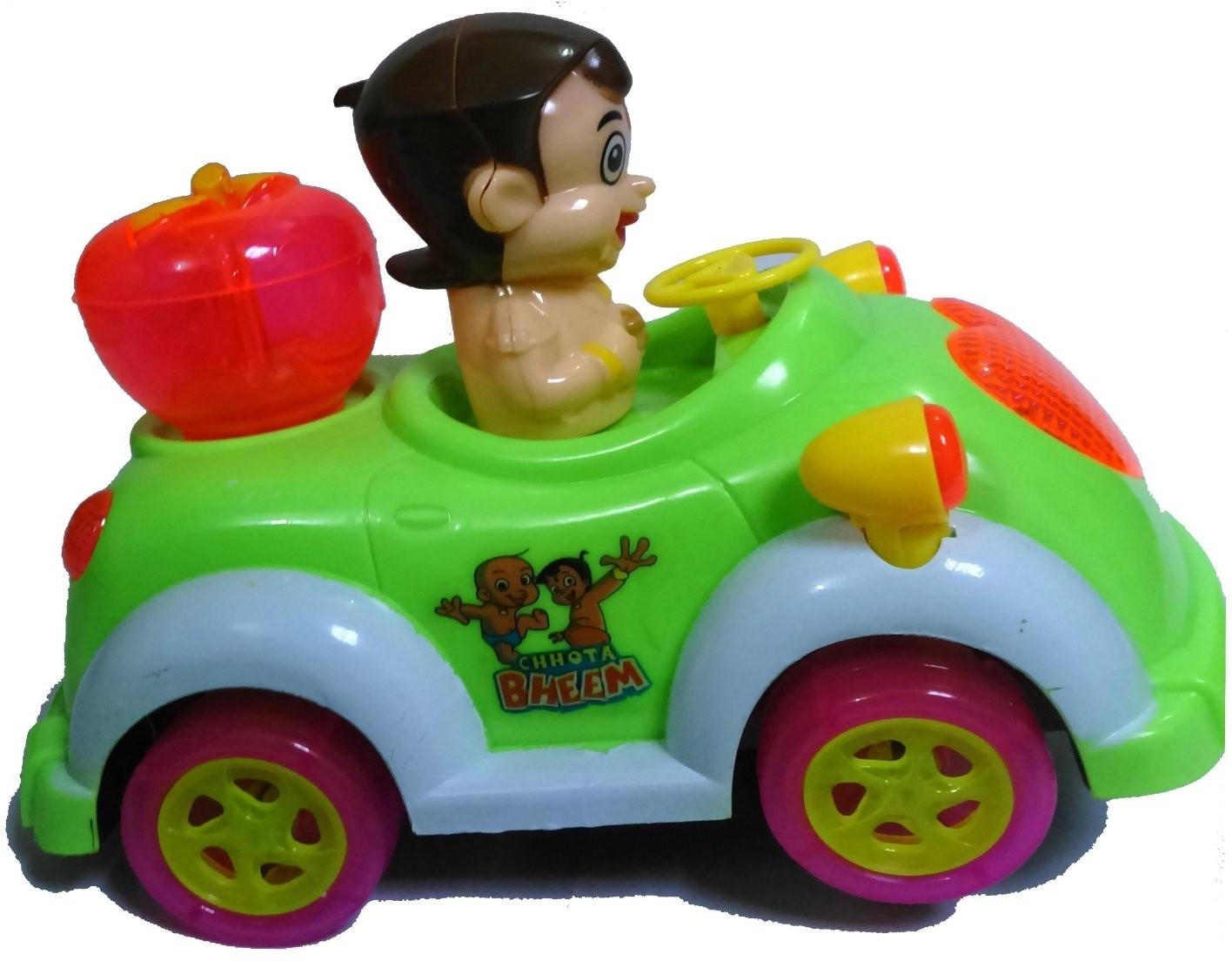 Chota Bheem Games Car