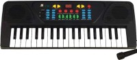 Gift World 37 KEYS MUSICAL ELECTRONIC KEYBOARD PIANO WITH MIC MELODY MIXING TOYS FOR KIDS (Multicolor)