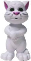 Trinket Touch Talking Tom Cat (White)