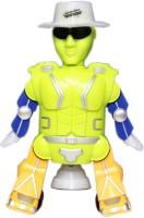 Homeshopeez Musical Dancing Robot (Multicolor)