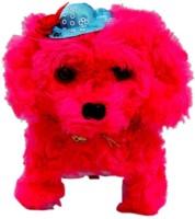 Wishkey Multicolor Musical Walking Dog (Multicolor)