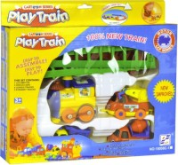 Rahul Toys Train Set For Kids To Play (Multicolor)