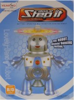 Toy Mall Musical Instruments & Toys Toy Mall Step It Robot