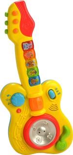 Mee Mee Musical Instruments & Toys Mee Mee Rock n Roll Guitar