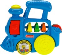 Fisher-Price Brilliant Basics - Activity Sounds Choo-Choo: Musical Toy