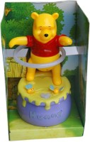 New Pinch Musical Pooh Hula Hoop For Kids (Multicolor)