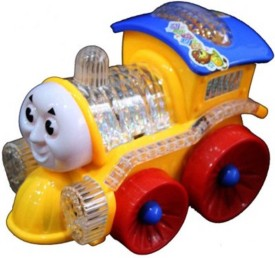 Shivalik Shivalik Loco Mini Train Engine (Yellow)