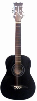 Granada Acoustic Guitar Kids PRS9 Black available at Flipkart for Rs.3990
