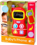 Playgo Musical Instruments & Toys Playgo Baby's Phone