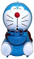 New Pinch Doraemon Bubble Musical Toy (Blue)