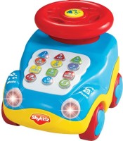 Mitashi Skykids Learning Car Musical Toy (Multicolor)