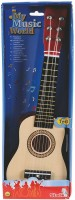 Simba My Music World Play A Guitar 52cm Wooden 6 Nylon (Beige)