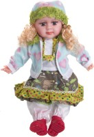 Atc Toys 5 Music Doll Multi Color-Sky (Blue)