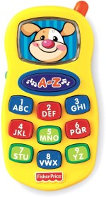 Fisher Price Musical Instruments & Toys Fisher Price Laugh & Learn Learning Phone
