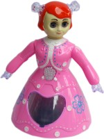 ETPL Music Dancing Princess Barbie Girl (Multicolor)
