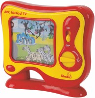 Simba Abc Musical Tv (Multicolor)