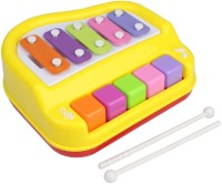 Wishkey Xylophone Vocal Game With Piano Music Maker Toy For Kids(multicolor) (Multicolor)
