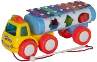 Wishkey Xylophone Music Maker Toy For Kids(multicolor) (Multicolor)