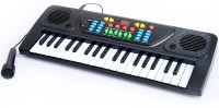 Adaraxx 37 Keys Musical Electronic Piano Keyboard (Black)