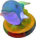 AdraxX Colourful Light Projecting Musical Dolphin Toy