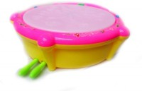 New Pinch Musical Flash Drum For Kid's(Multicolor) (Multicolor)