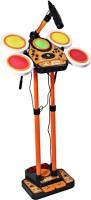 Buddy Fun Electronic Junior Jazz Drum Beat Set (Multicolor)