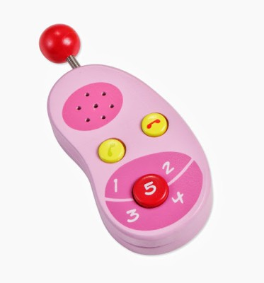Classic World Toys Mobile Phone Pink