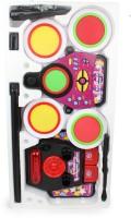 MDI Jr. Drum Beat Set (Red)