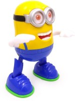 LAVIDI Educational Musical Dancing Minion Toys For Kids (Yellow)