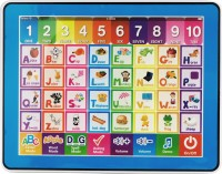 Walk Over Totally Toys Ypad English Learner Computer (Multicolor)