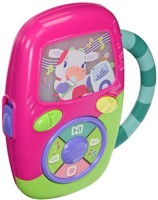 Kids II Bright Starts Pretty In Pink Get Movin' Music Player (Discontinued By Manufacturer) (Multicolor)