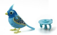 Silverlit DigiBirds With Whistle Ring- Light Blue Color (Blue)