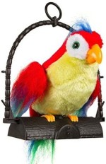 GoMerryKids Musical Instruments & Toys GoMerryKids Talking Parrot with Flapping Wing