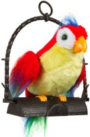 Light Gear Talk Back Parrot Toy, Batteries Included (Multicolor)