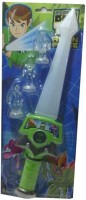 AV Shop Ben 10 Musical Sword With Light (Green)