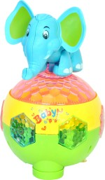 Real Deals Musical Instruments & Toys Real Deals Elephant Mischievous